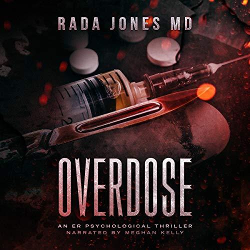 Page de couverture de Overdose: An ER Psychological Thriller