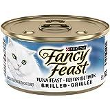Fancy Feast Grilled Tuna in Gravy Wet Cat Food, 85 g, 24 Pack, 2.04 kg