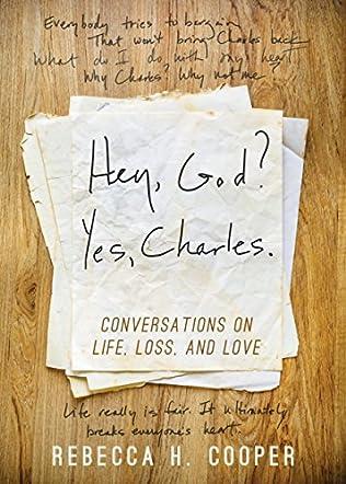 Hey, God? Yes, Charles.
