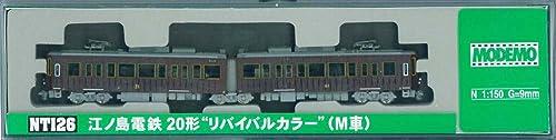 Venta en línea precio bajo descuento Model Train N-Scale - Enoshima Electric Railway Type Type Type 20 `Revival Color` (w Motor) (Model Train) (japan import)  alta calidad