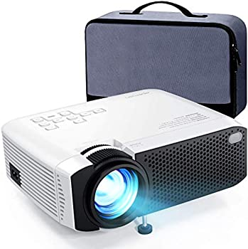 Apeman LC350 5000-Lumens LED Projector