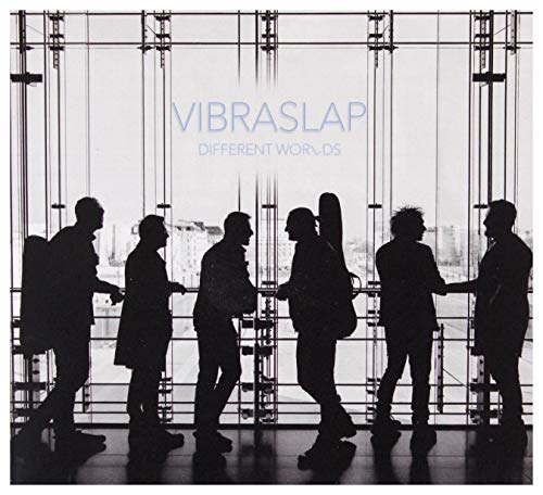 Vibraslap & MiĹosz Rutkowski: Different Wor(l)ds (digipack) [CD]