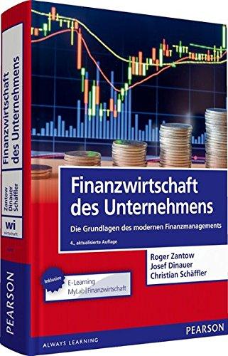 Finanzwirtschaft des Unternehmens. Mit eLearning-Zugang