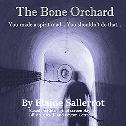 The Bone Orchard: audiobook cover art