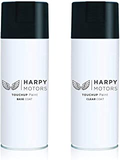 Harpy Motors 12oz Aerosol Spray Paint Kit Compatible with 2002-2007 Ford F250 L2 True Blue Metallic -Color Match Guaranteed