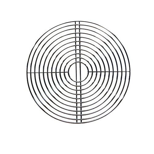 Heibi Grillrost 50 cm, rund, verchromt