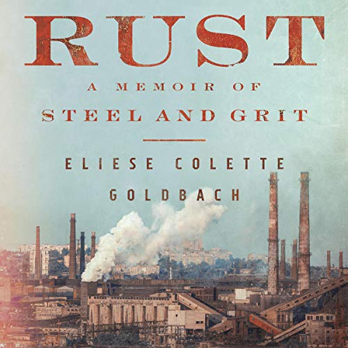 Rust Audiobook By Eliese Colette Goldbach cover art