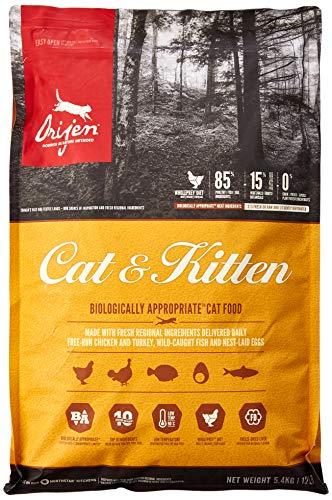 Orijen Katze und Kätzchen Speisen
