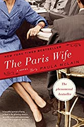 The Paris Wife by Paula McLain; books set in France