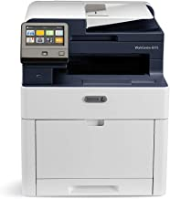 Xerox WorkCentre 6515/DNI Color Multifunction Printer, Amazon Dash Replenishment Enabled