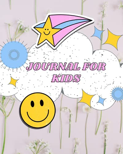 Cute Notebook: Primary Journal For Kids Weekly Planner, Composition Notebook For Kids, Notebook For Elementary School Kids, 8' x 10' inches - 100 ... notebook for kids, drawing notebook for kids