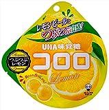味覚糖 コロロ つぶつぶレモン 1セット(6袋)