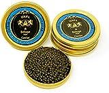 250 GR. Amur Beluga Classique Caviar. Livraison Gratuite 1-2 Jours