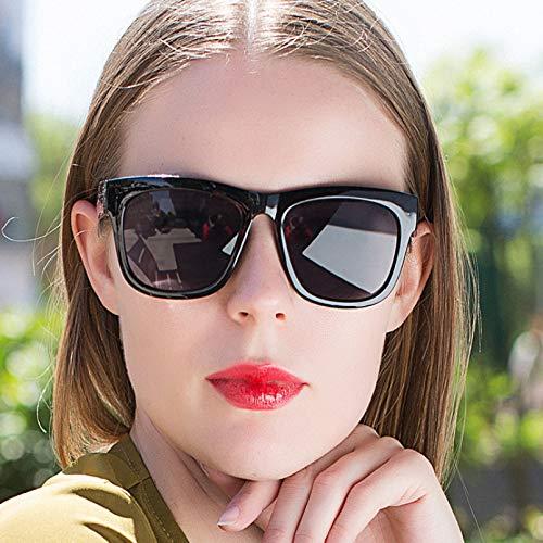 N/A Gafas de Sol para Hombre Gafas de Sol para Mujer Gafas de Choking Pepper Gafas de Sol Negras de Moda Populares para Hombres