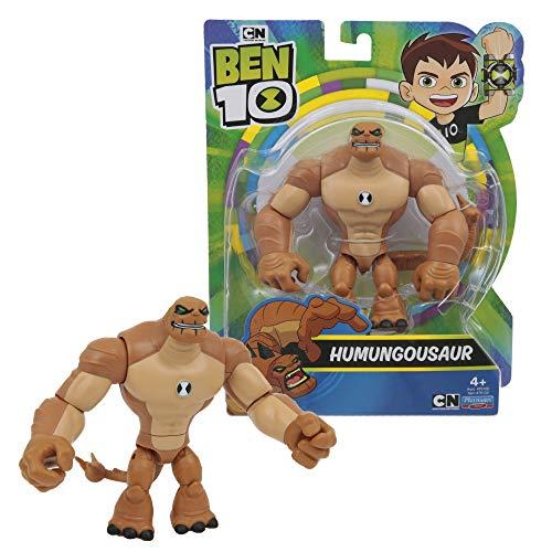 Giochi Preziosi- Ben 10 Humungosaur Personaggio Base, Multicolore, 13 cm, BEN35B20