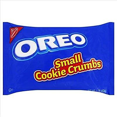 oreo cookie crumbs