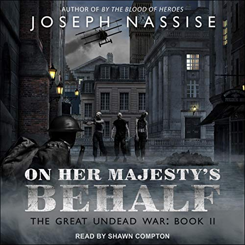 On Her Majesty's Behalf cover art