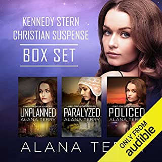 Kennedy Stern Christian Suspense Box Set (Books 1-3) audiobook cover art