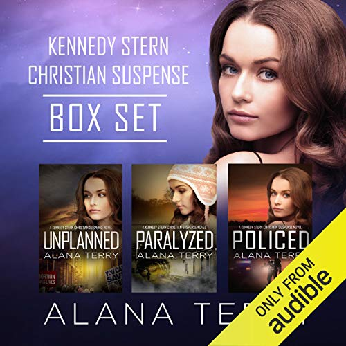 Kennedy Stern Christian Suspense Box Set (Books 1-3) cover art