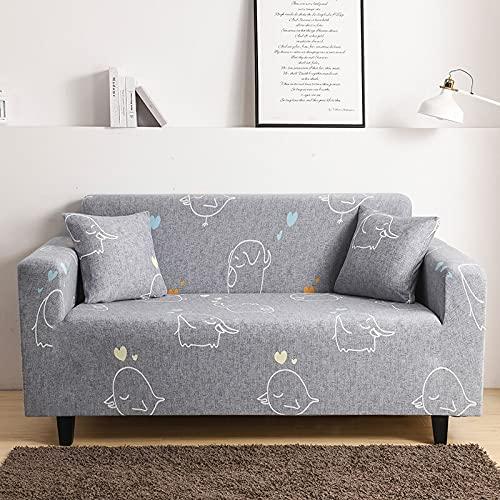 Elastiskt hörnsofföverdrag för vardagsrum stretch sofföverdrag för soffa puff stol montering hem möbelöverdrag dekor A26 3-sits