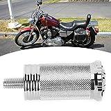 Hermoso Pedal Trasero Pedal de pie Palanca de Cambio de Motocicleta Anticorrosión para Scooters para Bicicletas eléctricas para vehículos modificados para ciclomotores