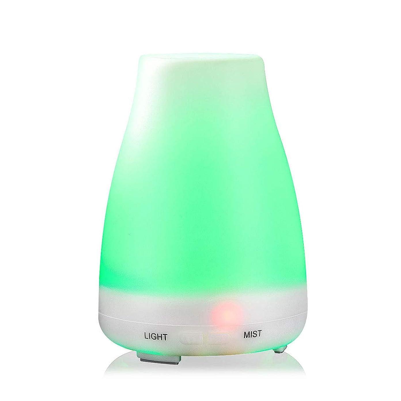 赤ちゃん警戒吸収するミニエッセンシャルオイルディフューザー超音波浄化空気ミスト気化器低ノイズ加湿器ホーム7色