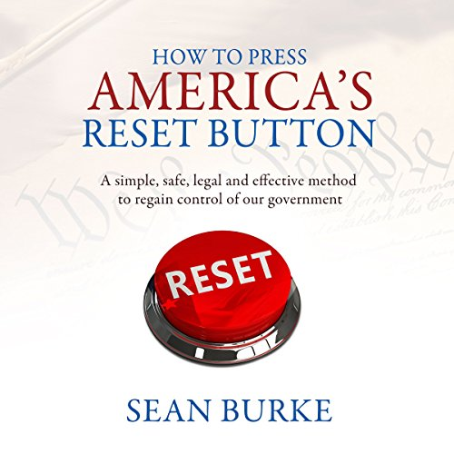How to Press America's Reset Button audiobook cover art