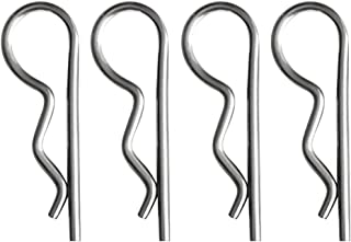 Prime-Line 9085602 Cotter Pins 10-Pack X 1-1//4 in. 1//8 in Extended Prong Grade 18-8 Stainless Steel