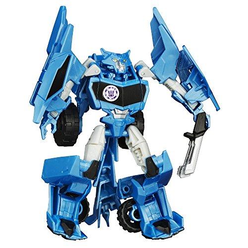 Transformers Robots in Disguise Figurine Steeljaw Warrior Class