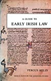 Image of A Guide to Early Irish Law