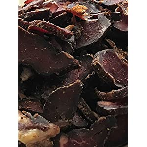 1 Kg Traditional Sliced Beef Biltong, 100% NATURAL, Unbeatable Value And Quality