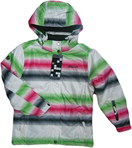 Kilmanock. Ski Jacke, Cimone. Air-flo 3000, Green 487377-290, Gr. 10. 140/146