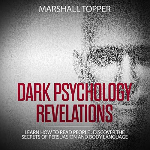 『Dark Psychology Revelations』のカバーアート