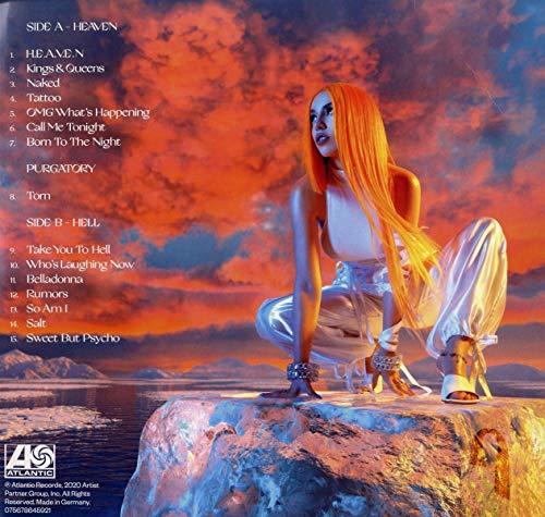 Heaven & Hell [Curacao Transparent Vinyl]