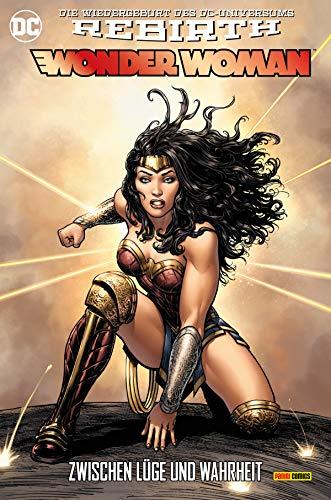 Wonder Woman - Rebirth, Band 2: Bd. 2 (2. Serie): Zwischen Lüge und Wahrheit (German Edition)