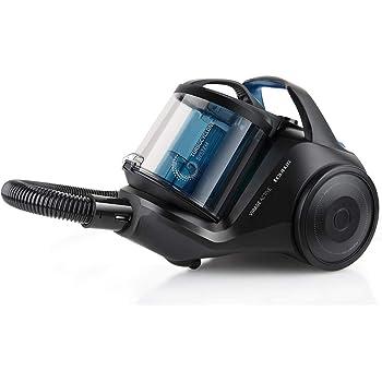 Taurus - Virage Active Aspirador trineo sin bolsa, 800W, Turbocyclone System, Filtro HEPA, Zapata Dual ProAir para todo tipo de suelos, Diseño compacto, 2L: Amazon.es: Hogar