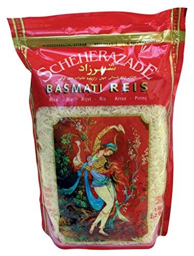 Basmati Reis - Scheherazade - 1kg