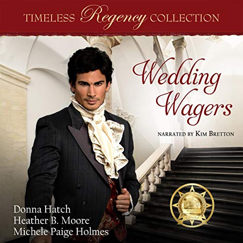 Wedding Wagers cover art