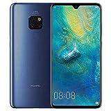 Huawei Mate 20 X (EVR-L29) 6GB RAM / 128GB - Blue ブール LTE Dual SIM SIMフリー [並行輸入品]
