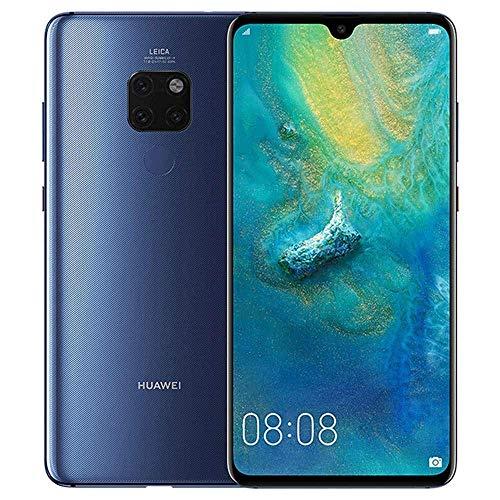 Huawei Mate 20 X, 6GB+128GB, Triple Back Cameras, 5000mAh Battery Blue