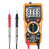 Multímetro Digital Profesional Janisa PM18C DC / AC Voltaje de Corriente Amperimetro Volt...