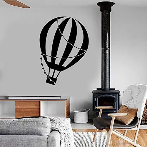 Globo de Aire Caliente Etiqueta de la Pared Globo de Aire Viaje increíble decoración romántica para el Dormitorio Pegatinas de Vinilo habitación de los niños Mural de la guardería