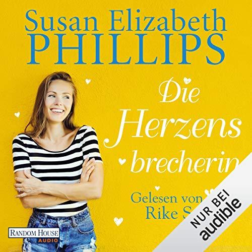 Die Herzensbrecherin                   Autor:                                                                                                                                 Susan Elizabeth Phillips                               Sprecher:                                                                                                                                 Rike Schmid                      Spieldauer: 19 Std. und 41 Min.     38 Bewertungen     Gesamt 4,3