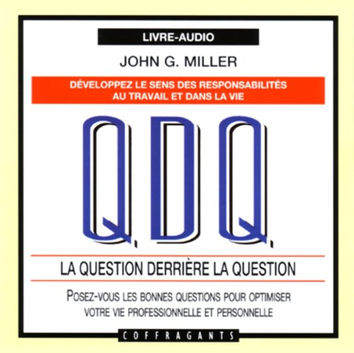 Couverture de La question derrière la question