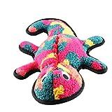 IFOYO 犬のおもちゃ 投げるおもちゃ プレゼントに 遊ぶ 噛むおもちゃ 音の出るおもちゃ ぬいぐるみ しつけ用品 布製 丈夫 可愛い 歯ぎしり トレーニング ストレス解消(迷彩柄)