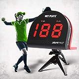 NetPlayz Softball Radars, Speed Sensors Training Equipment (Hands-Free Radar Guns, Pitching Speed Guns   Softball Gifts, High-Tech Gadget & Gear for Softball Players