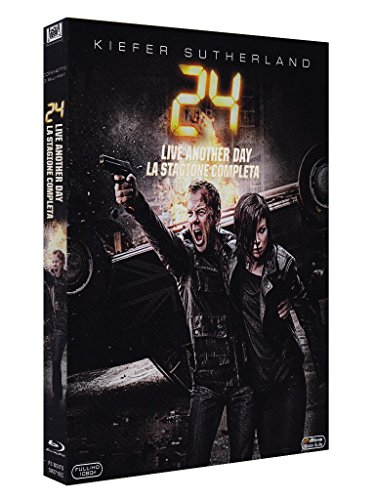 24 - Live Another Day (3 Blu-Ray)