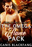 The Omega FLAME Pack - M/M Mpreg Dragon Romance (3 Novella Bundle) (English Edition)