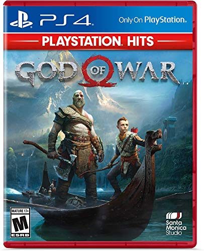 Amazon.com: God of War Hits - PlayStation 4: Sony Interactive Entertai: Video Games $8.49