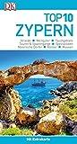 Top 10 Reiseführer Zypern: mit Extra-Karte und kulinarischem Sprachführer zum Herausnehmen - Jack Hughes